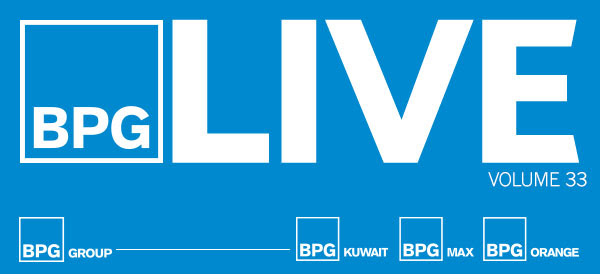 BPG Live Newsletter Vol.33.1